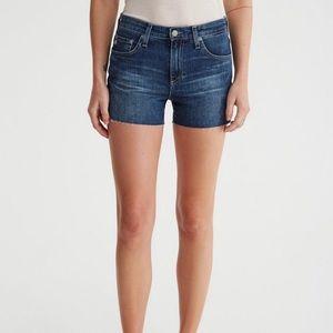 AG Hailey Ex-Boyfriend Roll Up Shorts - Size 29R